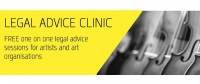 FREE Legal Advice Clinic presented by Arts Law and Ainslie and Gorman Arts Centres