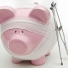 ©Ken Teegardin, Injured Piggy Bank With Crutches, CC
