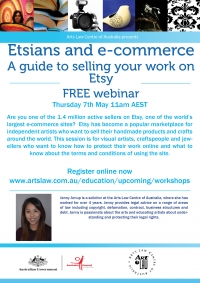 Etsians and e-commerce: A guide to selling your work on Etsy